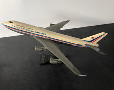 Rare vintage China Airlines Model Boeing 747-400