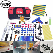 78x Pdr Tools Paintless Dent Repair Puller Lifter Hammer Removal Line Board Kit