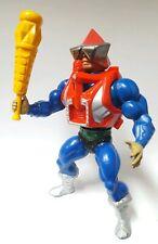 MEKANECK He-Man MOTU complete vintage yellow weapon club chest armor USA/Mexico