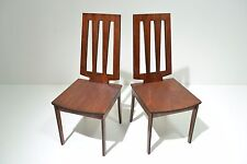 wooden 2 chairs for 12 inch Dolls Furniture 1:6 1/6 Barbie FR Momoko