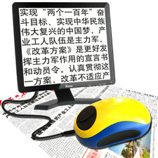 Digital Electronic Mouse Magnifier Low Vision Reading Aids TV Output Up to 70x