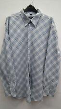 Blue Check Ben Sherman Casual Shirt  szie XL