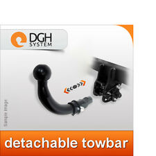 Towbar detachable Honda Accord estate Station Wagon SW 2003-2008