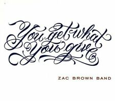 ZAC BROWN BAND You Get What You Give CD BRAND NEW Gatefold