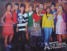 DAS HAUS ANUBIS - A2 Poster (XL - 42 x 55 cm) - Clippings Fan Sammlung NEU