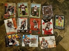 Chad Johnson / Ocho Cinco Lot of Game used jersey cards & more -  Bengals