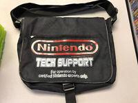 Nintendo Tech Support Laptop Bag Nes 2006