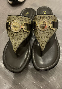 Guess Womens Sandals Size 3 Brand New, Kept In Storage+FreePostage!