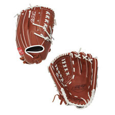 "Rawlings R9 12.5""Fastpitch Softball Glove–Throws Right & Left – Infield/Outfield"