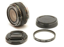 Olympus G. Zuiko Auto-W 28mm F3.5 Lens For Olympus OM Mount! Good Condition!