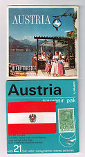 Souvenir Pack - B 198 S5 AUSTRIA - View-Master | Buy 3 or More For Free Shipping
