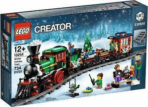 LEGO CREATOR 10254 Winter Village Holiday Train BRAND NEW and SEALED