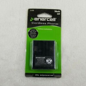 RadioShack Enercell 23-935 Rechargeable Cordless Phone Battery 3.6V 700mAh 23935