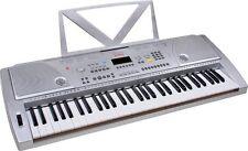 Digital Keyboard e piano 61 teclas anschlagdynami K 128 sonidos 100 Rhythm MIDI