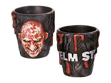 Freddy Krueger Shot Glasses Halloween Party Glass Nightmare on Elm Street Fredy