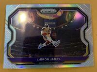 LeBron James Prizm 2021 Silver 🔥📈✨ Kobe Tribute Dunk 🐍 Epic Card 🔥