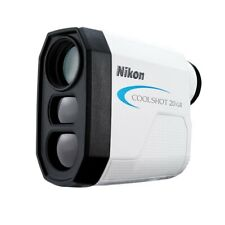 NEW 2019 Nikon Coolshot 20 GII Laser Golf Rangefinder with 6X Magnification