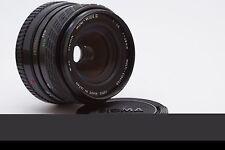 Sigma Mini-Wide II 28mm f2.8 macro lens - Minolta MD mount