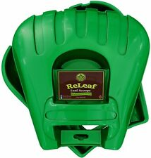 GARDEASE ReLeaf Leaf Scoops: Ergonomic, Large Hand Held Rakes for Fast Leaf & La