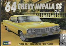 Chevy Impala Ss 1964 Kit REVELL 1:25 RV14487