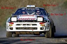 Juha Kankkunen Toyota Celica Turbo 4WD Rallye de Portugal 1994 Photograph 3
