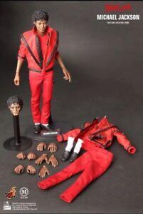 Michael Jackson 'Thriller version' MIS009 + nude body slim Hot Toys 1:6 scale