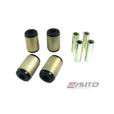 Whiteline Front Control Arm -Lower Inner Front & Rear Bushing for Supra 86-92