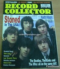 Revista RECORD COLLECTOR Nº268 THE ROLLING STONES Cover THIN LIZZY STATUS QUO