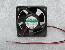 Sunon KDE2406PTV1 60mm x 25mm MagLev Fan 24V DC Bare Leads Vapo Bearing