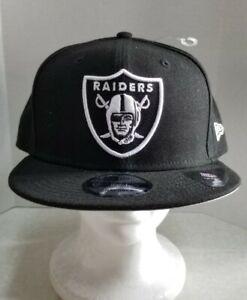 New Era 9FIFTY Snapback Cap NFL Las Vegas Raiders NEW WITH TAG