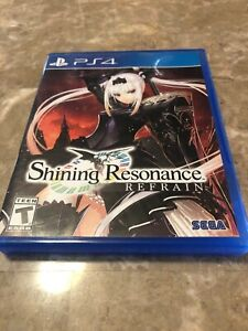 Shining Resonance Refrain PS4 PlayStation 4 - Fast Free Shipping
