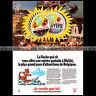 LA VACHE QUI RIT Fromage BEL & WALIBI (WAVRE) 1977 - Pub / Publicité / Ad #A1549