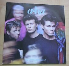 """A-HA YOU ARE THE ONE 7"""" P/S UK"""