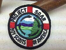 BSA PROJECT SOAR BOY SCOUTS OF AMERICA  BOY SCOUT PATCH