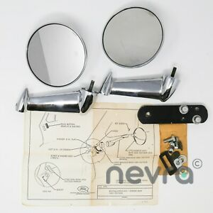 Ford Original C1TZ-17696-E Outside Rear View Mirror Kit