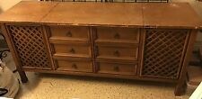 Vintage 1960's ZENITH STEREO CONSOLE  Model MM2640  French Provincial