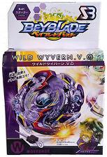 Wild Wyvron / Wyvern Burst Beyblade Starter Set NIP w/ Launcher & GRIP B-41