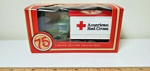 American Red Cross 75th Anniversary York PA chapter Ertl Diecast 1:43 scale