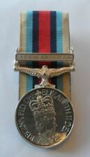 OSM Afghanistan Full Size Medal Mounted Clasp Army Military Op Herrick