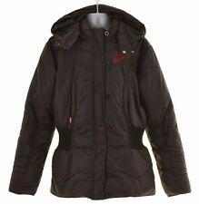 LEVI'S Girls Padded Jacket 13-14 Years Black Polyester  MV63