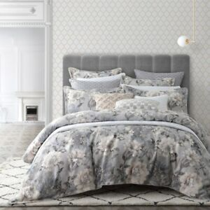 Private Collection Ashby Dove Doona Quilt Cover Set Queen King Super King Sizes