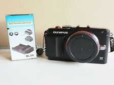 Olympus PEN E-PL6 16.1MP Digital Camera Black Body Only
