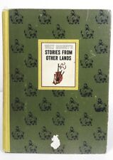 Vintage 1965 Walt Disney's Stories from Other Lands Hardcover Book Illustrated