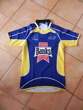 Barbade rugby Banques  Maillot Shirt Trikot Maglia Camiseta jersey M