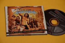 CD (NO LP ) AIRBOURNE NO GUTS NO GLORY ORIG DIGIPACK CON LIBRETTO EX