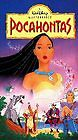 Pocahontas - New Sealed OOP VHS - First Time on Video