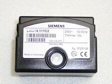 Steuergerät Siemens LMO 14.111 C2 Viessmann Vitoflame 100 200 7818086 LOA 14.171