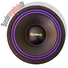 Rockwood YDD-166 Doppel Schwingspulen Subwoofer 165mm Lautsprecher 6,5Zoll NEU