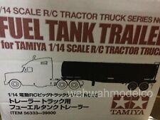 Tamiya 56333 1/14 RC Fuel Tanker Trailer - Gallant Eagle