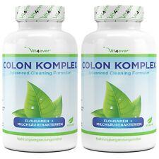 2x Colon Komplex = 60 Tage Anwendung - Natürliche Darmreinigungsformel Detox